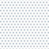 Fond sans couture de modèle d'illustration de Mesh Fence Stars Pattern Fabric Photographie stock libre de droits