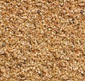 Fond sans couture de sable plat Image libre de droits