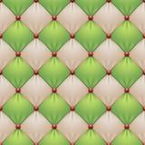 Fond sans couture de tapisserie d'ameublement de Noël, illustration à carreaux Photo libre de droits
