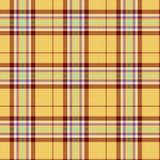 Fond sans couture de tartan Image stock
