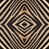 Fond sans couture de zèbre abstrait Image stock