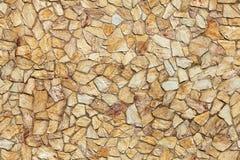 Fond sans couture du mur en pierre Photo stock