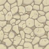 Fond sans couture en pierre de sable illustration libre de droits
