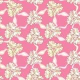 Fond sans couture floral. modèle de fleur doux. Photos stock