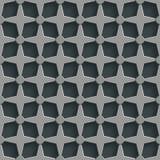 Fond sans couture géométrique du modèle 3d Image libre de droits