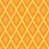 Fond sans couture luxueux de tapisserie Images libres de droits