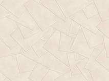 Fond sans joint abstrait de configuration Timbre de courrier Photos stock