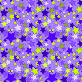 Fond sans joint avec des étoiles Image libre de droits