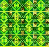 Fond sans joint avec les configurations géométriques illustration libre de droits