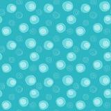 Fond sans joint de bulles de savon Photos libres de droits