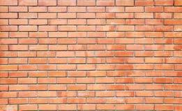 Fond sans joint de mur de briques Photos libres de droits