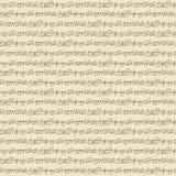 Fond sans joint de musique illustration stock