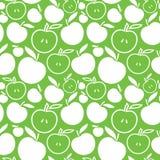 Fond sans joint de pomme Photos libres de droits