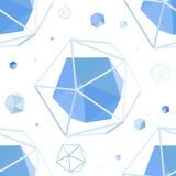 Fond sans joint géométrique Photos libres de droits