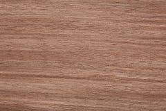 Fond saturé de placage de chêne brun pour votre projet image libre de droits