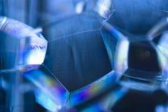 Fond savonneux de bulle Photographie stock libre de droits