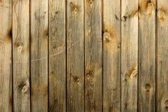Fond se composant de vieux conseils en bois Photographie stock