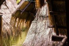 Fond sec ou sec de toit photographie stock libre de droits