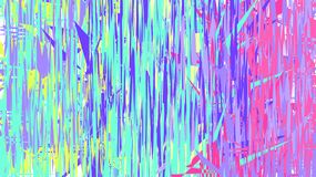Fond simple des résumés multicolores magiques variés minimalistic du divers dièse différent, triangl lumineux différent Illustration Libre de Droits