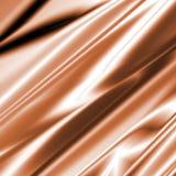 Fond soyeux de tissu Image libre de droits