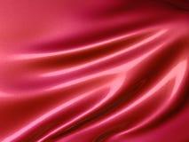 Fond soyeux de tissu Images stock