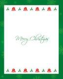 Fond spécial de Noël Photos libres de droits