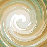 Fond spiralé illustration de vecteur