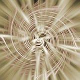 Fond spiralé abstrait Photo libre de droits