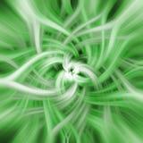 Fond spiralé abstrait Image libre de droits