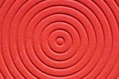 Fond spiralé rouge Photo stock