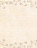Fond stationnaire de Noël avec des cloches. Photo libre de droits