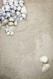 Fond stationnaire de sable brut images libres de droits