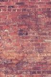 Fond superficiel par les agents de brique photo stock