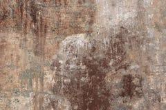 Fond superficiel par les agents en métal Image stock