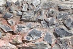 Fond, texture abstraite d'un mur des pierres photos libres de droits