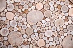 Fond, texture en bois Images stock