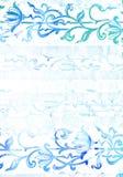 Fond texturisé abstrait Images stock