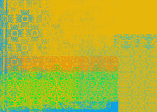 Fond texturisé abstrait Photo stock