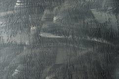 Fond texturisé concret gris peint approximatif photos stock