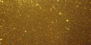 Fond texturisé d'or avec le fond d'effet de scintillement illustration de vecteur