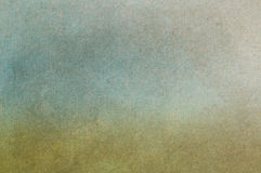 Fond texturisé d'herbe et de ciel Photos libres de droits