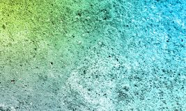 Fond texturisé de colourfull avec rayer l'effet photographie stock