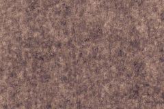 Fond texturisé de couleur douce de brun de tissu Image libre de droits