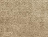 Fond texturisé de cuir brun de suède images libres de droits