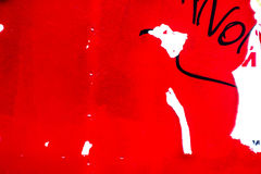 Fond texturisé de grunge abstrait Image libre de droits
