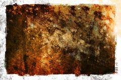 Fond texturisé de grunge abstraite Images libres de droits
