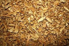 Fond texturisé de la sciure en bois Photographie stock libre de droits