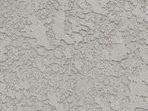Fond texturisé de stuc de Taupe photo stock