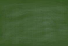 Fond texturisé de tableau de vert d'école de vecteur Photos libres de droits