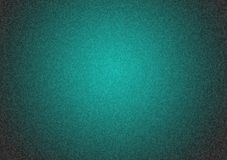 Fond texturisé de turquoise simple avec le gradient image stock